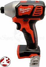 """1 Brand New M18 Milwaukee  2656-20 1/4"""" Impact Driver  Replaces the 2650-20"""