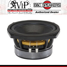 "B&C 6PS44 6.5"" Pro Audio Woofer 400 Watts Low Frequency 70-5000 Hz Driver 8-Ohm."
