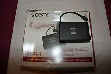Sony SBM-1 Portable Analog to Digital Converter TCD-D7 TCD-D8 TCD-D100 PCM-M1