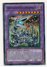 YuGiOh! - CHIMERATECH-FESTUNGSDRACHE - CT07-DE013 - Deutsch - Super Rare