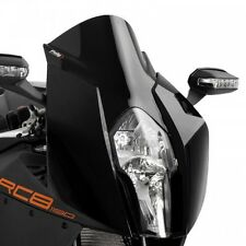Puig Scheibe Racing wind screen schwarz: KTM RC8 08-15