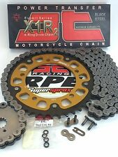 '13-16 KAWASAKI EX300 NINJA 300 SuperSprox JT X-Ring 520 CHAIN and SPROCKET KIT