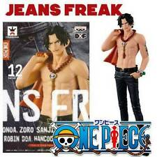 ONE PIECE FIGURE JEANS FREAK VOL.12 PORTGAS.D.ACE BANPRESTO JAPAN