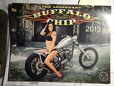 Legendary Sturgis Buffalo Chip Campground 2013 Calendar Rider Rendezvous