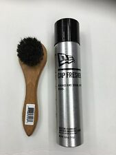 New Era Cap Cleaner Kit 100% horse hair brush and 5.oz cap refreshener