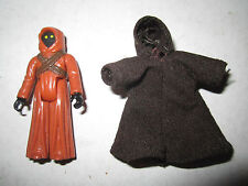 "1977 VINTAGE STAR WARS - JAWA - ACTION FIGURE - WITH CAPE - 2 1/2"" - KENNER - NM"