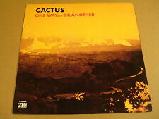 PSYCH LP / CACTUS - ONE WAY....OR ANOTHER