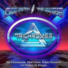 THE TRICHROMES-Dice With The Universe-GREATFUL DEAD-Filmore-LIVE-Classic Rock-cd