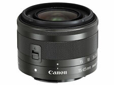 F/S New Canon EF-M 15-45mm F3.5-6.3 IS STM Lens for EOS M M2 M3 without BOX B
