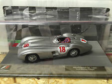"DIE CAST "" MERCEDES W196 - 1955 JUAN MANUEL FANGIO "" FORMULA 1 COLLECTION 1/43"