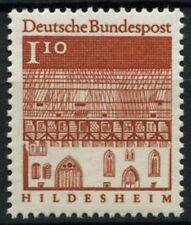 West Germany 1964-1969 SG#1379, 1dn10 Architecture Definitive MNH #D398