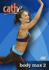 Step Aerobics EXERCISE DVD - Cathe Friedrich BODY  MAX 2 - Advanced Step DVD!