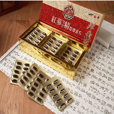KOREAN RED GINSENG SOFT CAPSULE GOLD (550mg*180Caps) / Vigor  recovery  !