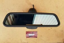 BMW E38 735i FACELIFT M62 AUTO DIM BLACK INTERIOR REAR VIEW MIRROR