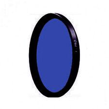 NEW B+W 49mm KB-12 KB12 (80B) Blue Color Conversion Glass Filter in box BW49B12