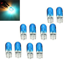 Blue 20pcs-T10-501-W5W-Wedge-Light-Dashboard-Dash-Panel-Gauge-Bulb High Quality