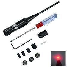 Red Laser BoreSighter kit for .22 to .50 Caliber Rifles Handgun Dot Bore Sight T