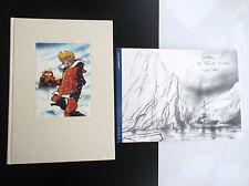 BENN Autant en emporte le blizzard Tirage de Tête + dedicace + cahier croquis