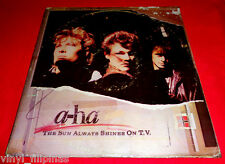 "PHILIPPINES:A-HA - The Sun Always Shines On T.V. 12"" EP/LP,RARE,Aha!,A-ha!"