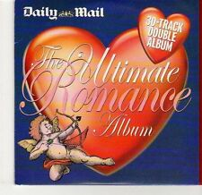 (EA443) The Ultimate Romance Album, 15 tracks various artists - Daily Mail CD