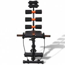 Abdominal Trainer Ab Fitness exerciser Machine Roller Toner Stomach Crunches