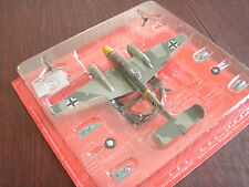 BRAND NEW Aircraft Die-Cast Scale 1/72 WWII German Military Fighter Plane - RARE