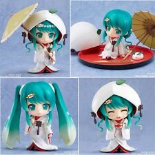 New Japanese Anime Hatsune Miku Figure Figurine Cartoon 10cm no box Chinese Ver.