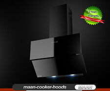 MAAN Cooker Hood Nepo Touch 60cm All Glass Class A! JULY Special 8 hoods only!