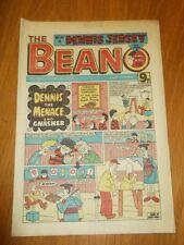 BEANO #2030 13TH JUNE 1981 BRITISH WEEKLY DC THOMSON COMIC