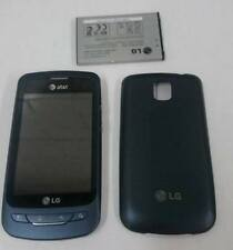 LG Phoenix P505 - Dark Blue (AT&T) Cellular Phone - For PARTS Only