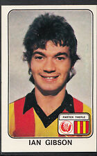 Panini 1979 Football Sticker - No 552 - Ian Gibson - Partick Thistle