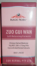 Zuo Gui Wan-Chinese MedS-chronic lumbago,disorders of sexual function,Addison's