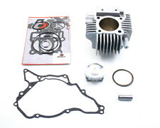 KAWASAKI KLX110 KLX110L 143cc BIG BORE CYLINDER PISTON KIT 2002-2017 All Years