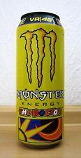 """VALENTINO ROSSI - VR 46  """" THE DOCTOR """" - MONSTER ENERGY ( FULL / VOLL ) 500 ml"""