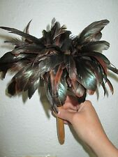 Vintage Ostrich Feather Duster Great Pinup Photo Shoot Prop