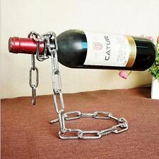 Magische Illusion treiben Lasso-Seil-Wein-Flaschen-Halter-Standplatz -Rack Home