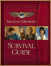 The Kane Chronicles Survival Guide by Rick Riordan (2012, Hardcover)