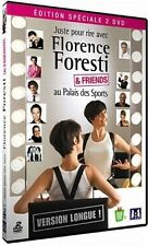 27870 // FLORENCE FORESTI : FORESTI AND FRIENDS DVD NEUF