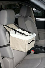 Snoozer Dog Booster Seat Car Puppy Cat Carrier Pet Gear Front Basket Portable