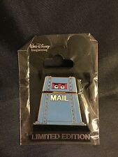 Disney WDI Monsters Inc Ride N Go LE 300 Mailbox Monster Pin