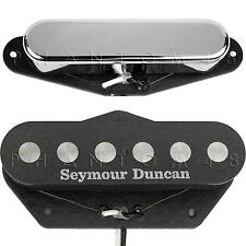 Seymour Duncan Quarter Pound Tele Neck/Bridge Telecaster Guitar Pickup Set - NEW