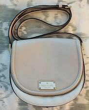 Kate Spade Oliver Street Lilly Crossbody Saddle Bag Purse - Retails $279