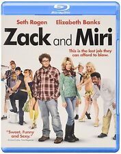 Zack and Miri Make a Porno (Blu-ray Disc, 2009) New