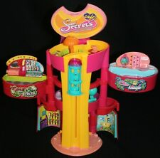 Sweet Secrets Mall Deluxe Playset Play Set Magic Touch Pretend Play Set