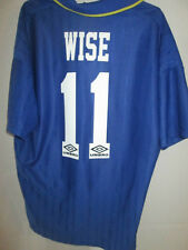 Chelsea 1996-1997 Wise 11 Home Football Shirt Size Large Original Rare /34937