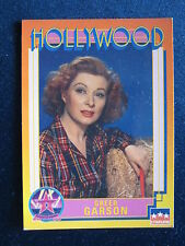 Trading Card  Hollywood Starline  No.126  Greer Garson