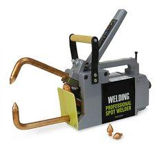 """120 Volt Spot Welder 1/8"""" Single Phase Portable Handheld Welding Gun 115V"""