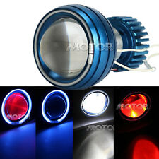 MOTORCYCLE BI-XENON HID KIT Angel Eye Devil Eye Headlight Projector Lens