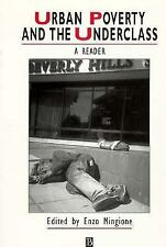 Urban Poverty and the Underclass (Studies in Urban and Social Change)