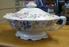 MASON'S ARBOR lidded tureen covered vegetable server - vintage English